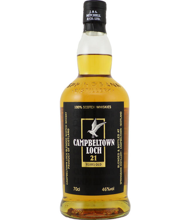 Campbeltown Loch Campbeltown Loch 21-year-old