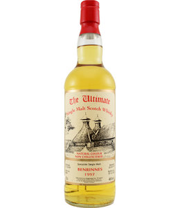 Benrinnes 1997 Ultimate  - Cask 9409