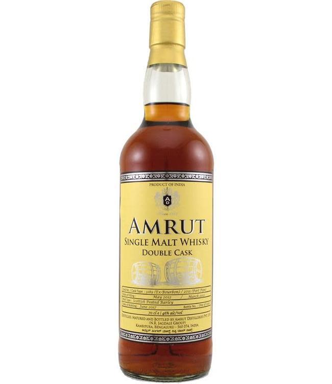 Amrut Amrut Double Cask