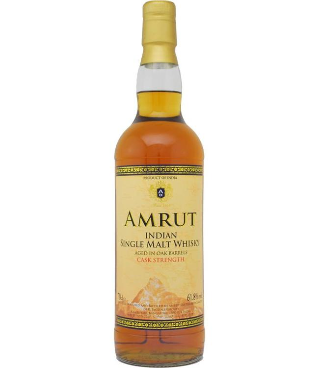 Amrut Amrut Cask Strength 61.8%