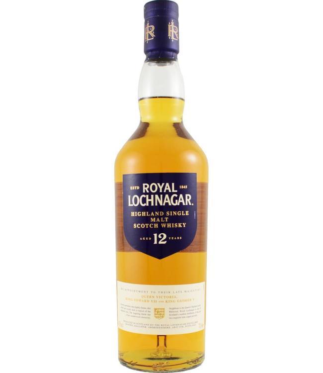 Royal Lochnagar Royal Lochnagar 12 jaar