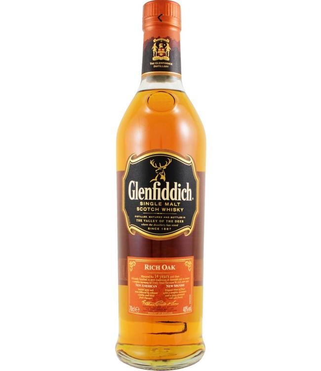 Glenfiddich Glenfiddich 14-year-old Rich Oak