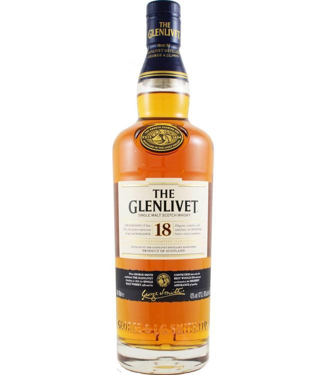Glenlivet Glenlivet 18-year-old