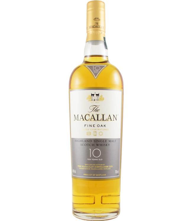 Macallan Macallan 10-year-old Fine Oak