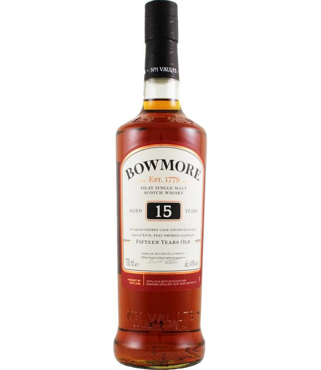 Bowmore Bowmore 15-year-old