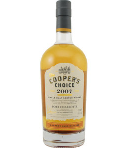 Port Charlotte 2007 Cooper's Choice