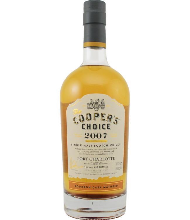 Port Charlotte Port Charlotte 2007 Cooper's Choice
