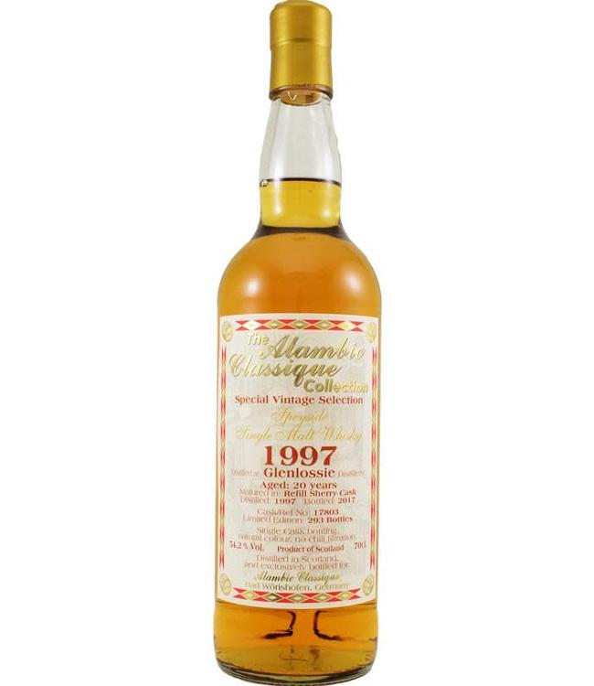 Glenlossie Glenlossie 1997 Alambic Classique