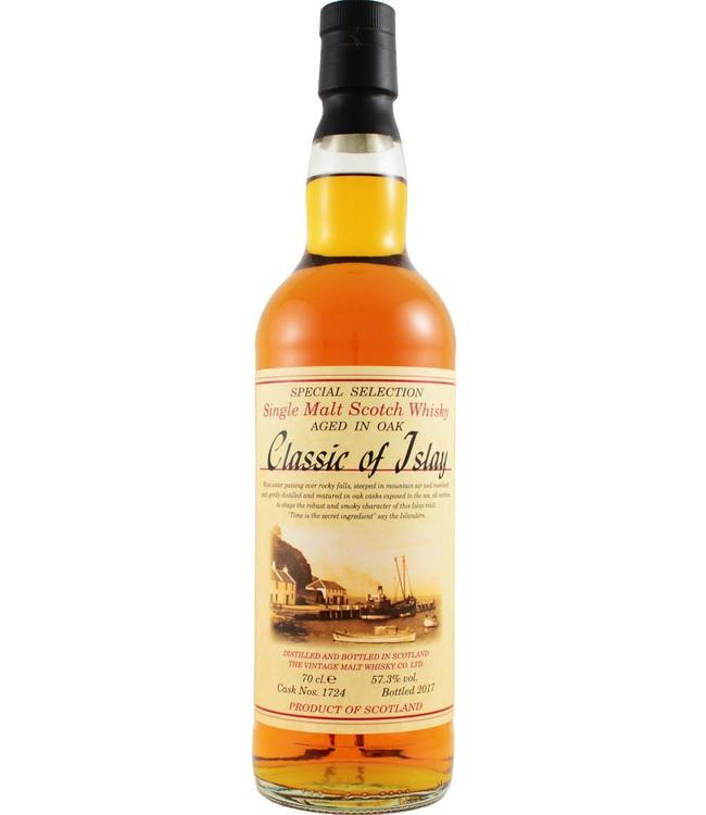 Classic of Islay Vintage 2017 JW Jack Wiebers Whisky World