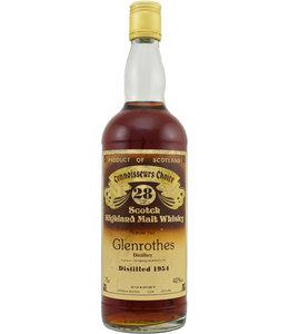 Glenrothes 1954 Gordon & MacPhail