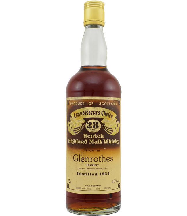 Glenrothes Glenrothes 1954 Gordon & MacPhail