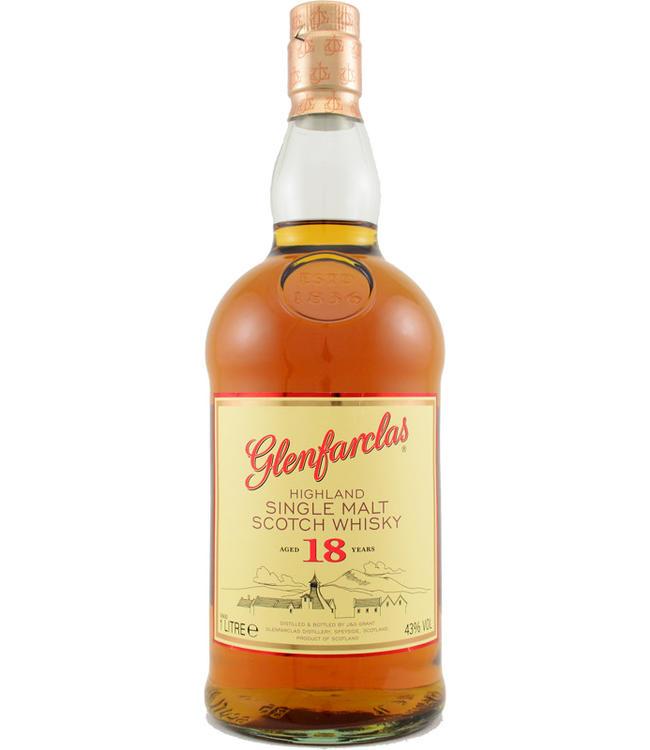 Glenfarclas Glenfarclas 18 jaar - 100 cl