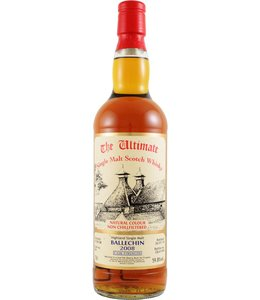 Ballechin 2008 Ultimate - Cask 189