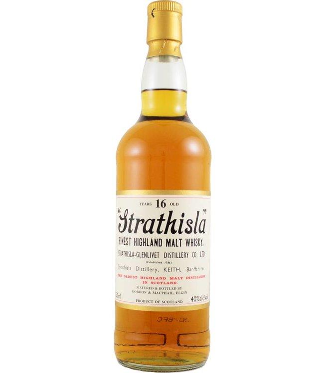 Strathisla Strathisla 16-years-old Gordon & MacPhail