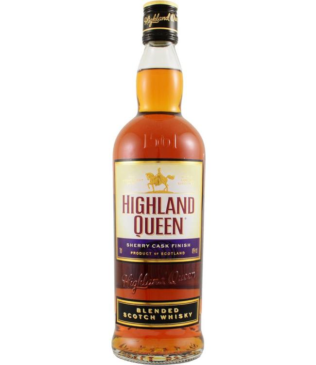 Highland Queen Sherry Cask