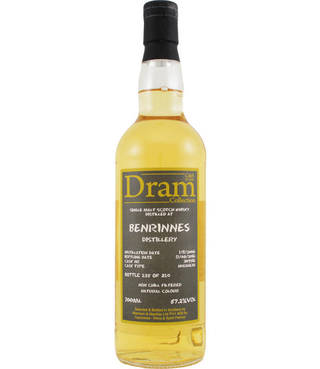 Benrinnes Benrinnes 2006 C&S Dram Collection