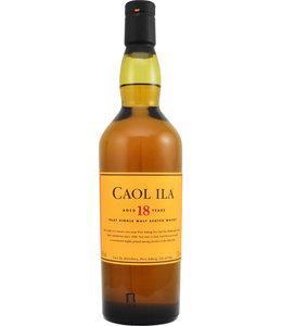 Caol Ila 18 jaar