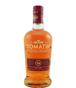 Tomatin 14-year-old Port