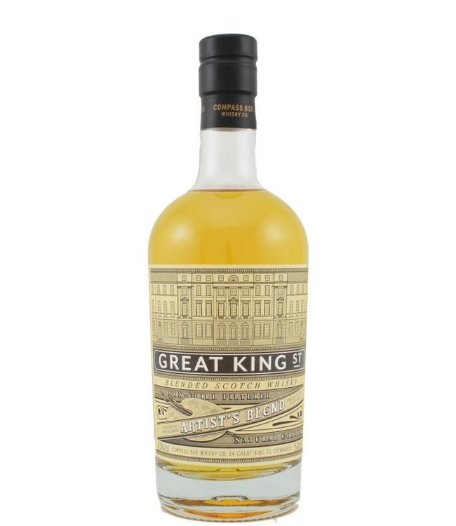Great King Street Compass Box