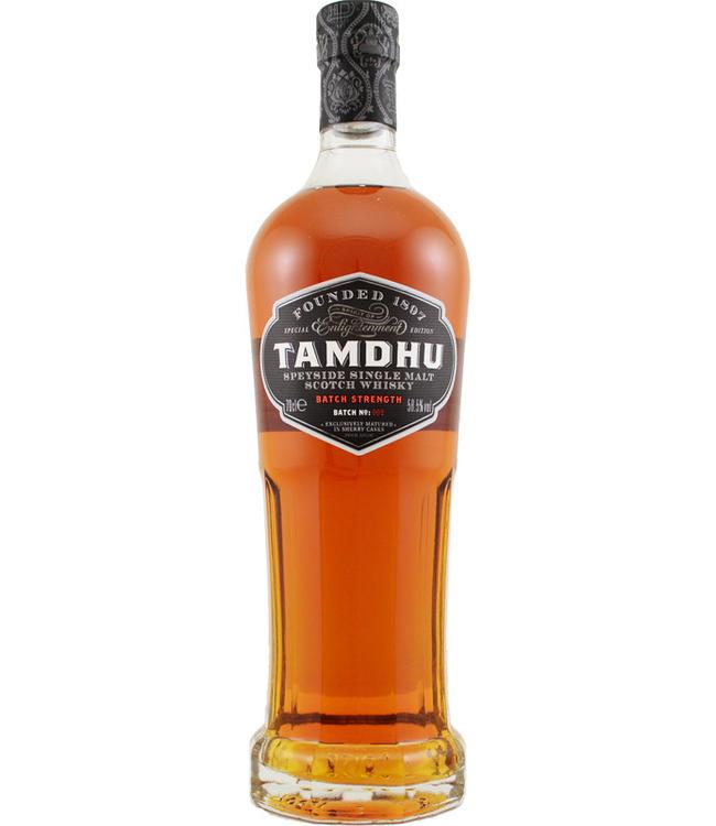 Tamdhu Tamdhu Batch Strength 002 - 58.5%