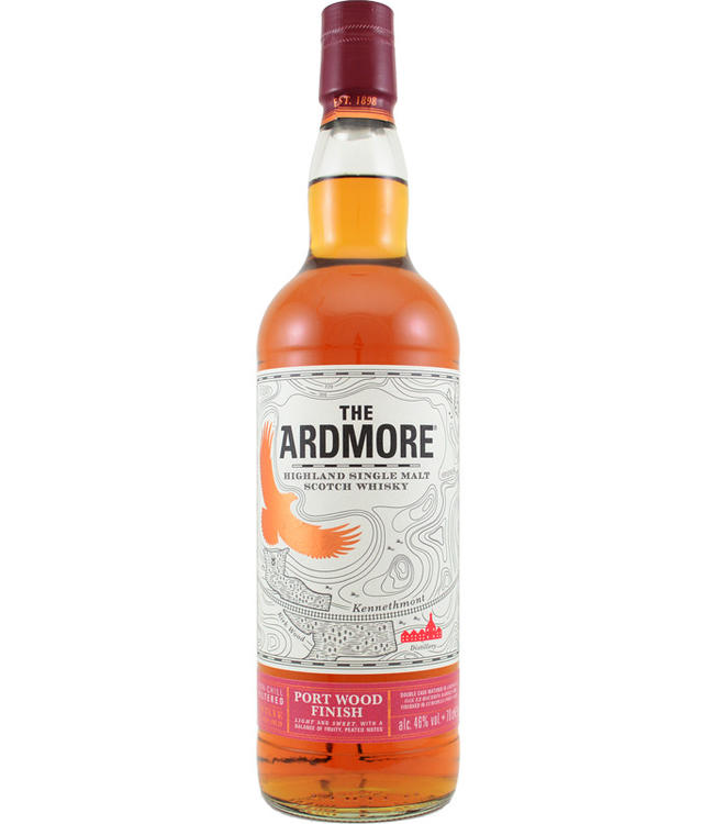 Ardmore Ardmore 12-jarige Port Finish