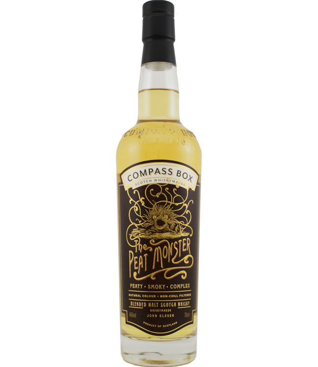 Peat Monster Compass Box 3rd