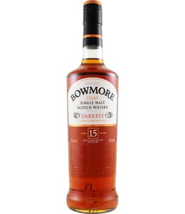 Bowmore 15-year-old Darkest