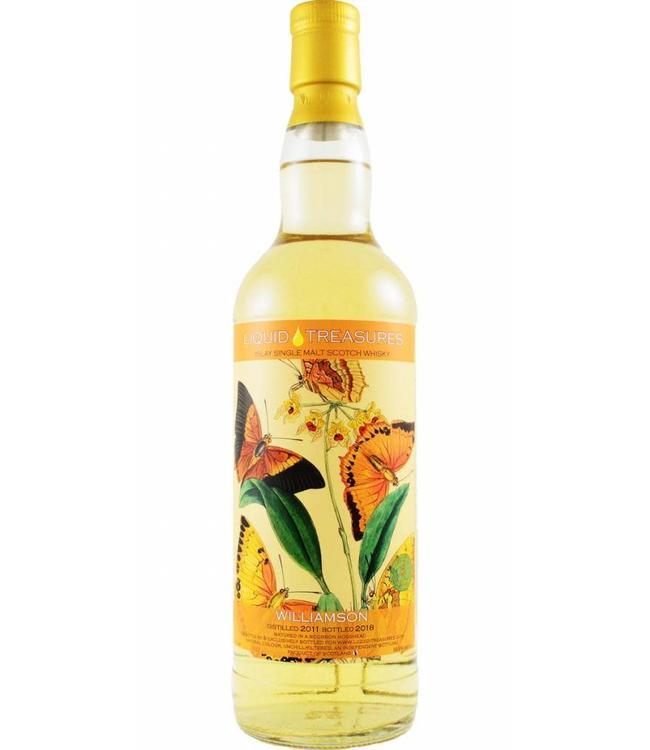Laphroaig Williamson 2011 Liquid Treasures