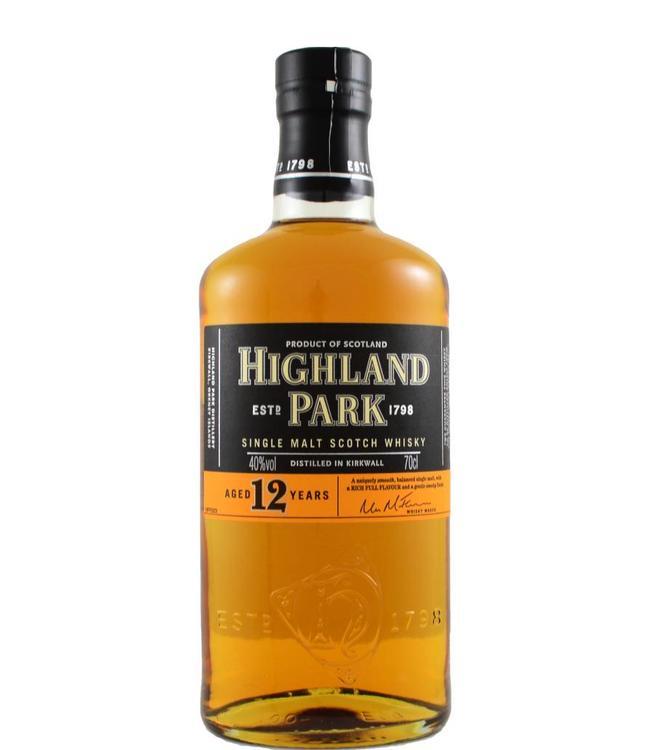 Highland Park Highland Park 12-year-old