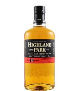 Highland Park 18 jaar