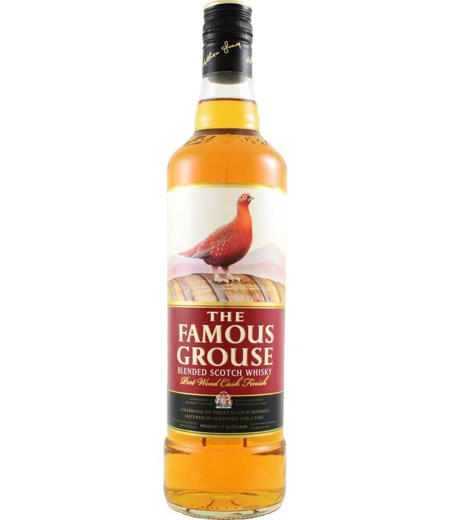 The Famous Grouse Famous Grouse Portwood