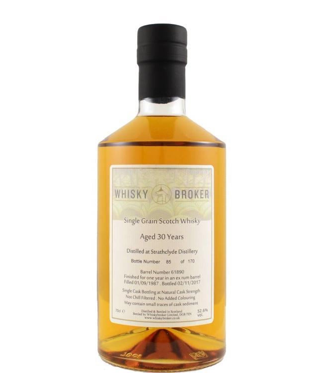Strathclyde Strathclyde 1987 Whiskybroker