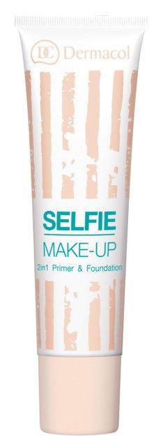 SELFIE MAKE-UP - 2-IN-1 PRIMER & FOUNDATION 25ML - NR. 4