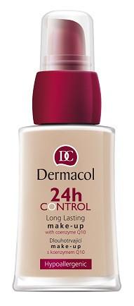 Dermacol 24h Control Make-Up 30ml - W1