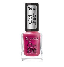 Dermacol 5 Day Stay Nail Polish Gel Effect 12ml W 30 Chanson