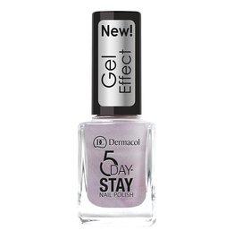 Dermacol 5 Day Stay Nail Polish Gel Effect 12ml W 31 Bijoux