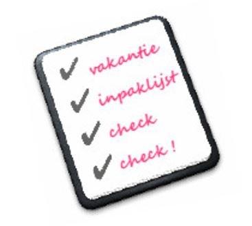 Checklist Ter Voorbereiding Van Je Autovakantie Autovakantieshop