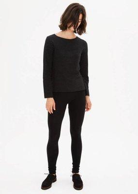 Zenggi Soft Cotton Blend Leggings Black