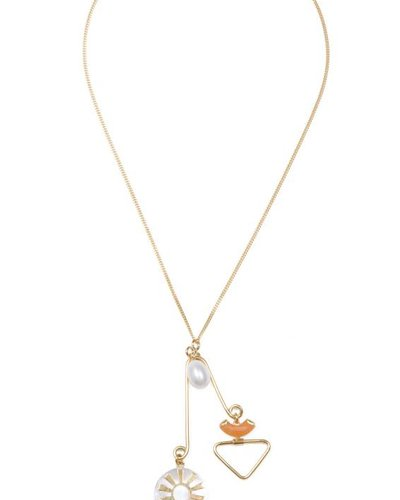 Wouters & Hendrix Wouters & Hendrix Necklace with pendant