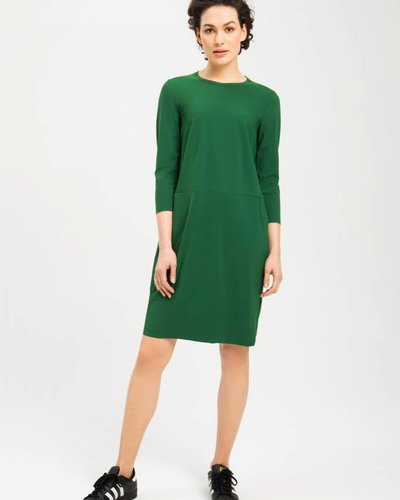 Zenggi Casual Dress Green