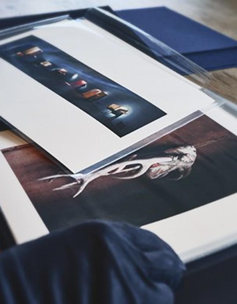 The Importance of Being: een limited edition portfolio van Belgische kunstenaars