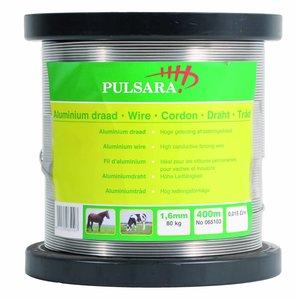 Elephant/Pulsara Aluminiumtråd ø1,6mm - 2,5kg - ca.400m