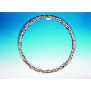 Elephant/Pulsara Forzinket ståltråd ø1,6mm - 5kg - ca.315 m