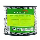 Elephant/Pulsara 6 rostfria trådar, vitt, 200 m