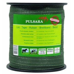 Elephant/Pulsara Tape 40mm Premium green