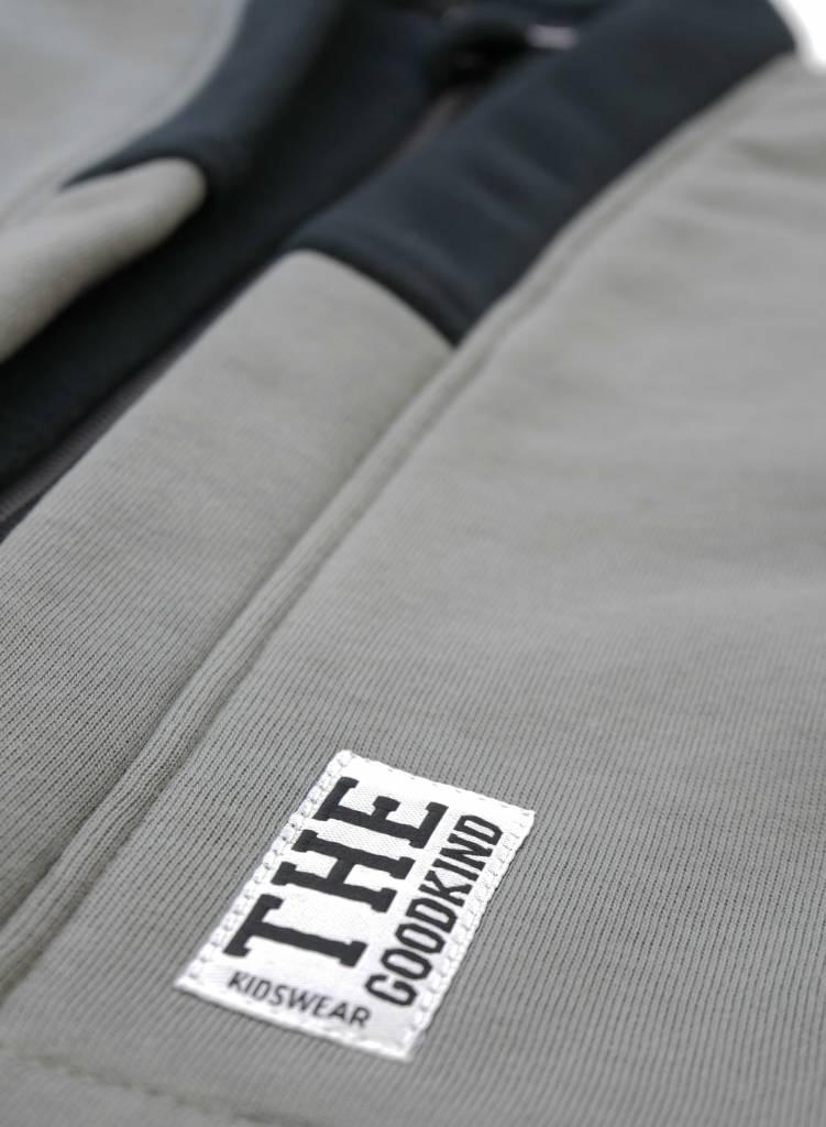 Padded Jersey Jacket