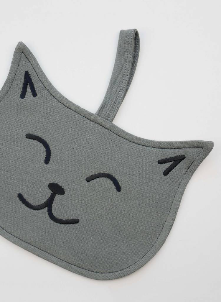 Spieltuch mit Katzenmotiv
