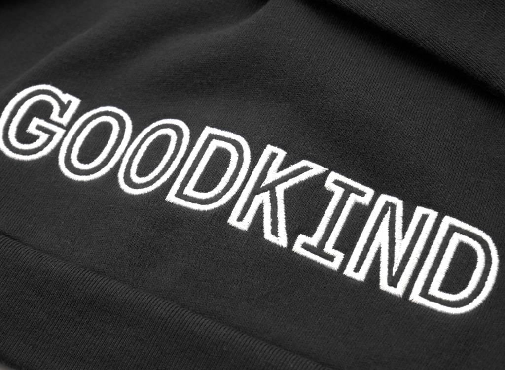 Black Sweat-Hoodie