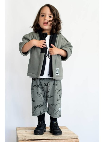 Hanten Jacket with Shorts