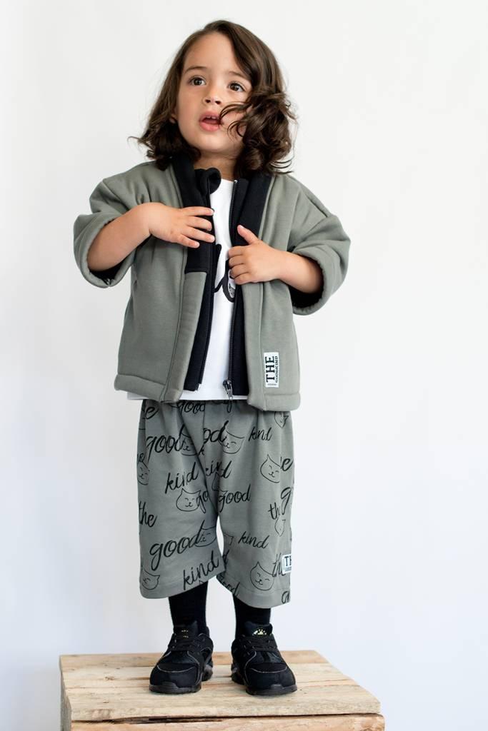 Hanten Jacket with Shorts